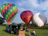 Balloon meeting in Ireland